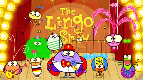 The Lingo Show bugs