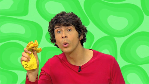 We've tidied up the CBeebies website!