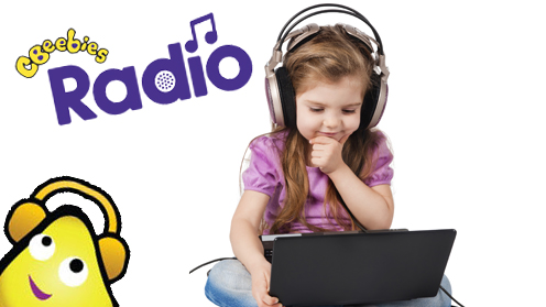 CBeebies Radio Video trail