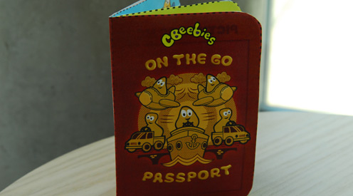 CBeebies Passport