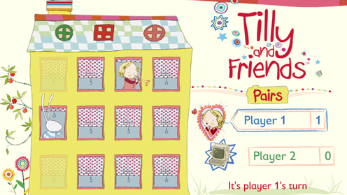 Tilly and Friends Pairs
