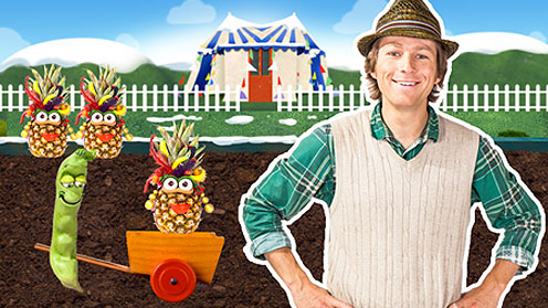 Mr Bloom's Nursery: Get Set, Grow!