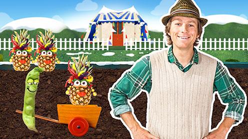 Mr Bloom's Nursery: Get Set, Grow!