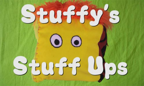 Stuffy introduces Show Me Show Me outtakes