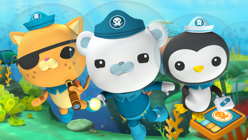 Octonauts Games