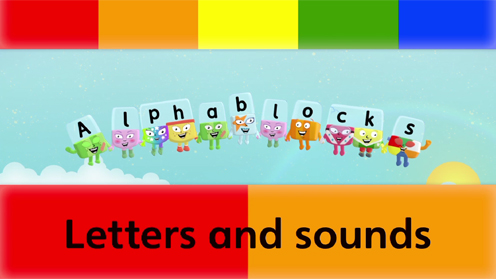 Alphablocks guide to: Letters and sonds