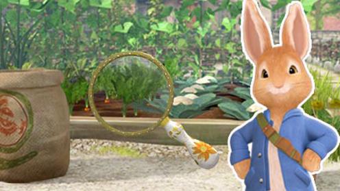 Peter Rabbit Hide and Seek Game