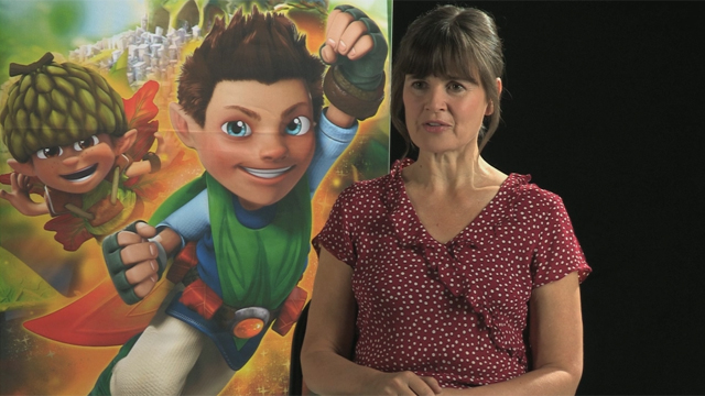 Tree Fu Tom Behind the scenes - Meet the Cast