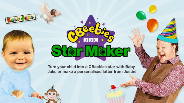 CBeebies Star Maker