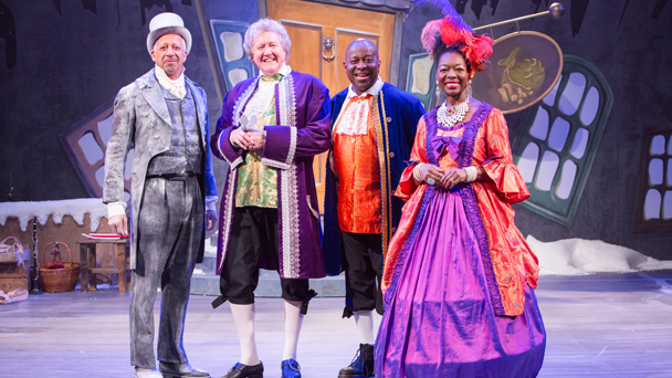 A CBeebies Christmas Carol - Behind the Scenes with our Guest Stars