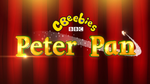 CBeebies Peter Pan logo