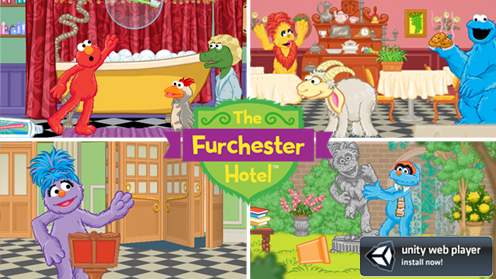 The Furchester Hotel, Unity player