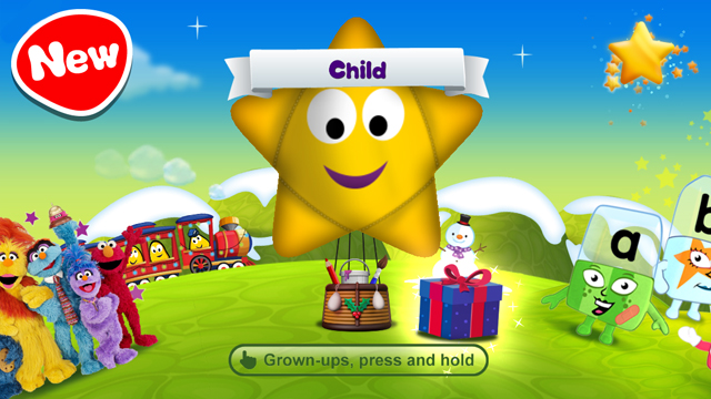 CBeebies Playtime App