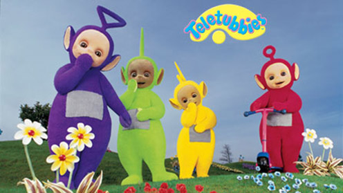 Skip to: Fun with Teletubbies