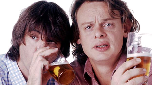 Men Behaving Badly review, Men Behaving Badly DVD review