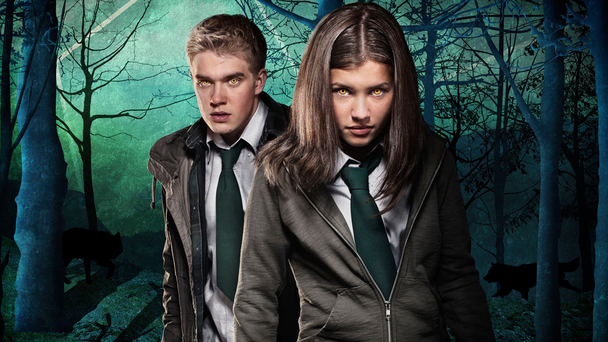 Wolfblood programme image