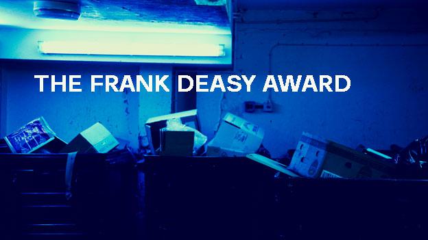 Frank Deasy Award image