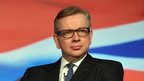 Michael Gove backs green field development