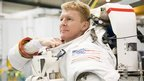 UK astro Peake given station date