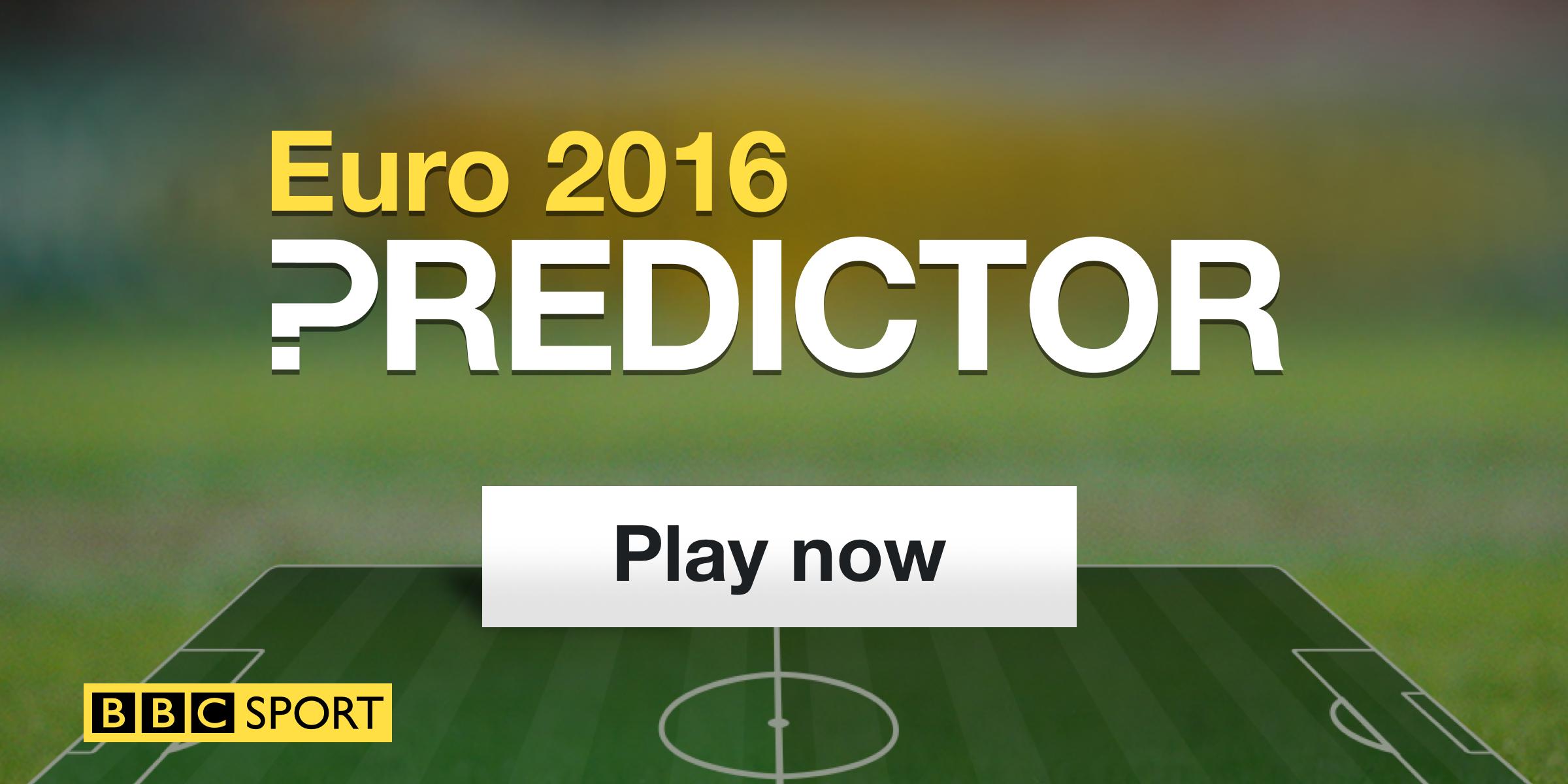 Predictor - Football - BBC Sport
